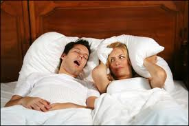 Snoring has negative effects on relationships.